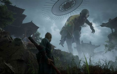 'Black Myth: Wukong' announced with stunning gameplay footage