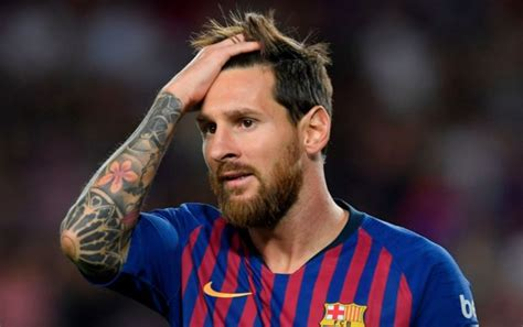 Messi lists fours signings for Barcelona to complete in 2019