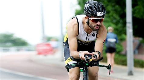 How This Triathlete Shaved a Full Hour Off His IRONMAN