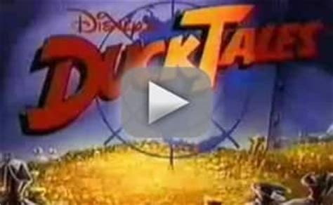 Duck Tales Theme Song: Reenacted By Actual Ducks! - The