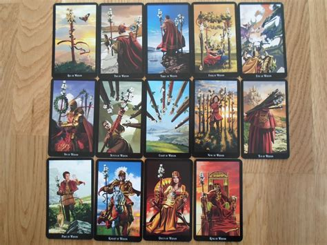 Wiccan Fusion: Witches Tarot