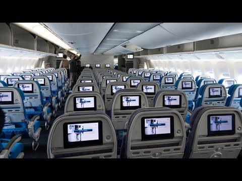 Air France Fleet Boeing 777-300ER Details and Pictures