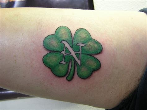 Shamrock Tattoos Designs, Ideas and Meaning   Tattoos For You