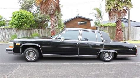 Our Cadillac Fleetwood Lowrider (For Sale) - YouTube