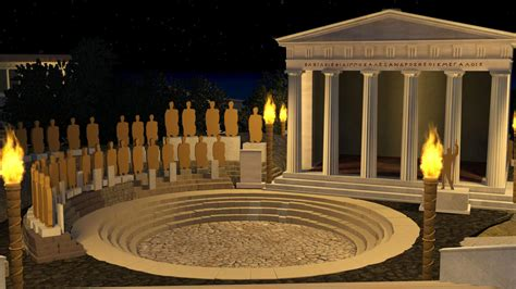 Explore the Temples of An Ancient Greek Cult
