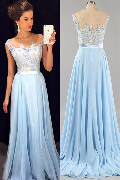 Beautiful baby blue dress for any occasion: Prom, Wedding