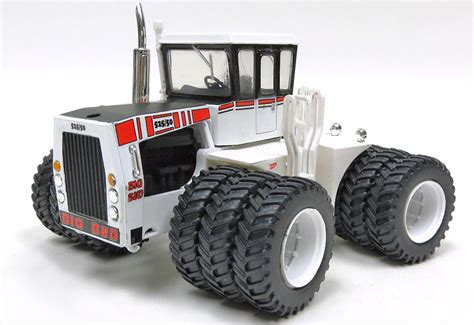 BIG BUD 525/50 4WD TRACTOR with TRIPLES very detailed