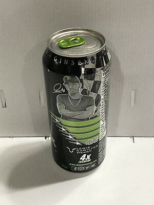 Monster Energy Drink Lewis Hamilton Can
