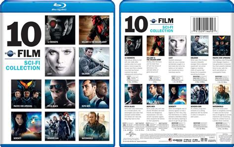 Universal Releasing 10-Film Sci-Fi Collection on Blu-ray