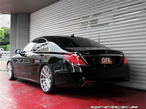 Almost VIP Style S-Class From Office-K - autoevolution