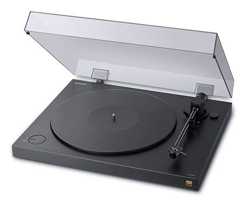 Sony PS-HX500 Hi-Res USB Turntable Review   Sound & Vision
