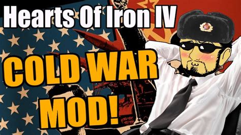 Hearts Of Iron 4: THE COLD WAR MOD - YouTube