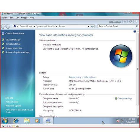 How to Install Windows 7 on Virtual PC vs