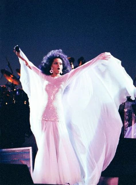"""Diana Ross in """"Double Platinum,"""" 1999 