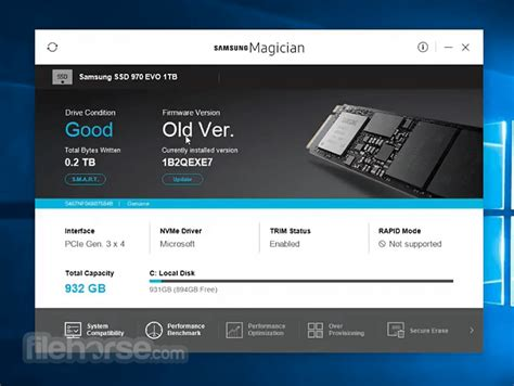 Samsung Magician Download (2020 Latest) for Windows 10, 8, 7