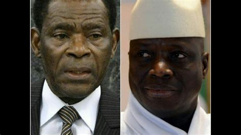 Gambia: Equatorial Guinea's President Criticised For